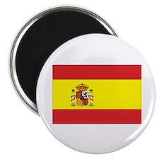 Spanish Flag Magnet