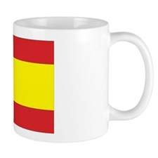 Spanish Flag Small Mug
