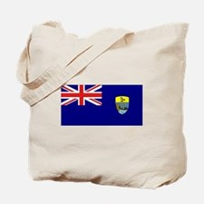 St Helena Flag Tote Bag