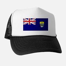 St Helena Flag Trucker Hat
