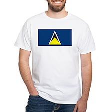 St Lucia Flag Shirt