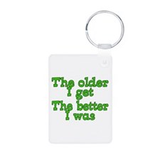 Funny Over Keychains