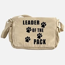 Leader of the Pack Messenger Bag