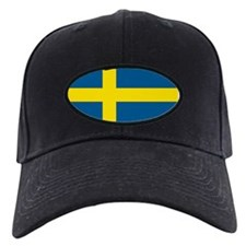 Swedish Flag Baseball Hat