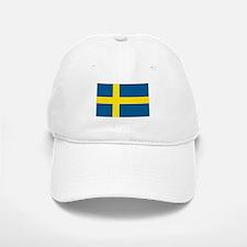 Swedish Flag Baseball Baseball Cap
