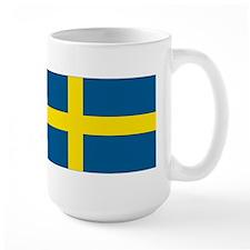 Swedish Flag Mug