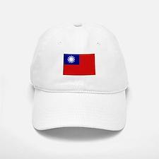 Taiwanese Flag Baseball Baseball Cap
