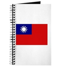 Taiwanese Flag Journal