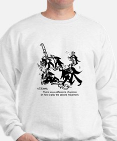 Difference Of Opinion on How To Play The 2nd Movem