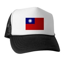 Taiwanese Flag Trucker Hat