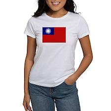 Taiwanese Flag Tee