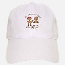 10th Anniversary Love Monkeys Baseball Baseball Cap