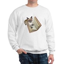 Kitten Book Jumper