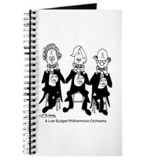 A Low Budget Philharmonic Orchestra Journal