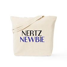 Nertz Noob Tote Bag