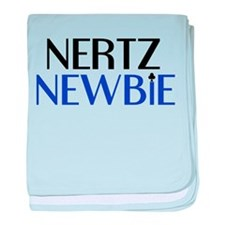 Nertz Noob baby blanket