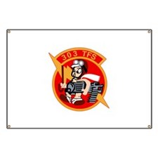 Cute 481st tactical fighter squadron Banner