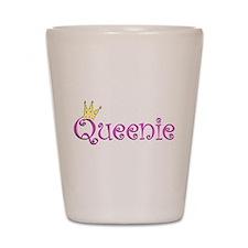 queenie Shot Glass