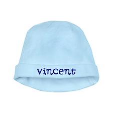 Vincent baby boy hat