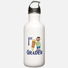 1st Grade Boy Sports Water Bottle