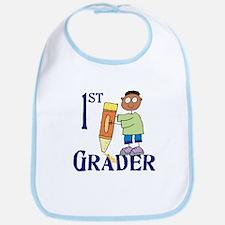 1st Grade Boy Bib