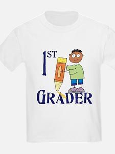1st Grade Boy T-Shirt