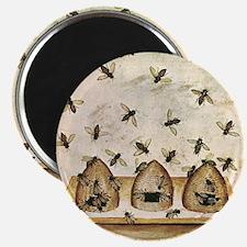 Cute Beekeepers Magnet
