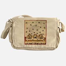 Funny Beekeeping Messenger Bag