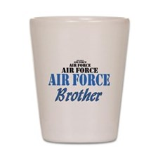 Air Force Brother Shot Glass