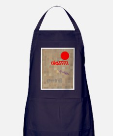 My Graffiti Apron (dark)