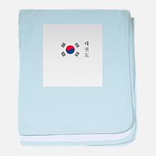 Tae Kwon Do baby blanket