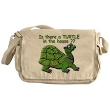 Male Turtle Messenger Bag