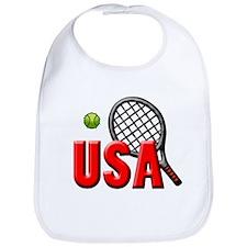USA Tennis(3) Bib