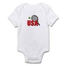 USA Tennis(3) Infant Bodysuit