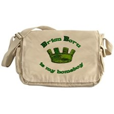 Brian Boru is My Homeboy Messenger Bag