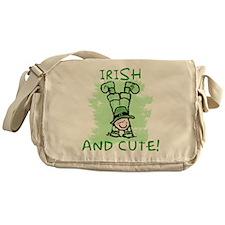Irish and Cute for Kids Messenger Bag