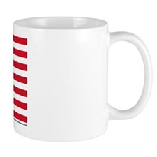 Mexican American Flag Coffee Mug