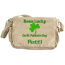 Cute Zz Messenger Bag