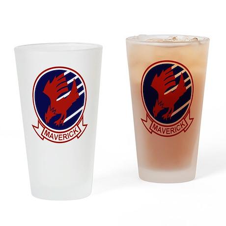 Top Gun Drinking Glass