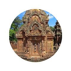 Banteay Srei Temple Chandi 3.5