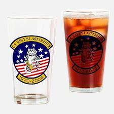 Cute Conversion Drinking Glass