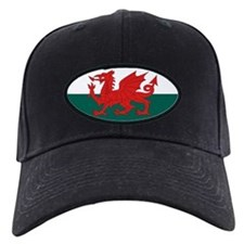 Welsh Flag Baseball Hat