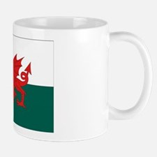 Welsh Flag Mug