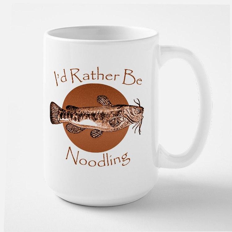 NOODLING Large Mug