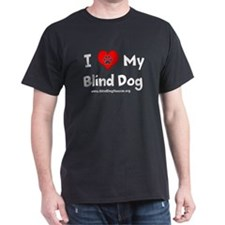 Blind dog rescue alliance T-Shirt