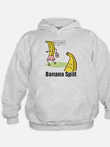 Banana split funny Hoodie