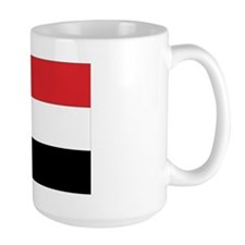 Yemen Flag Mug