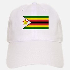 Flag of Zimbabwe Baseball Baseball Cap