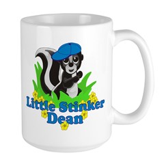 Little Stinker Dean Mug