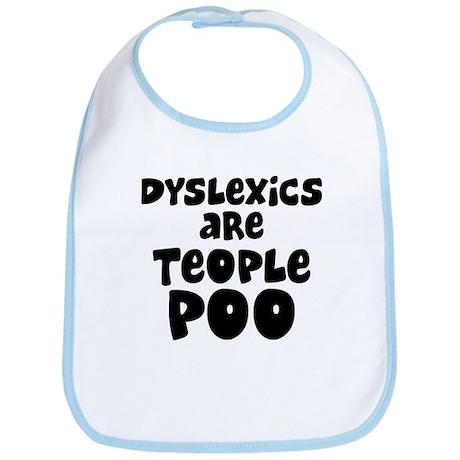 Dyslexics Bib